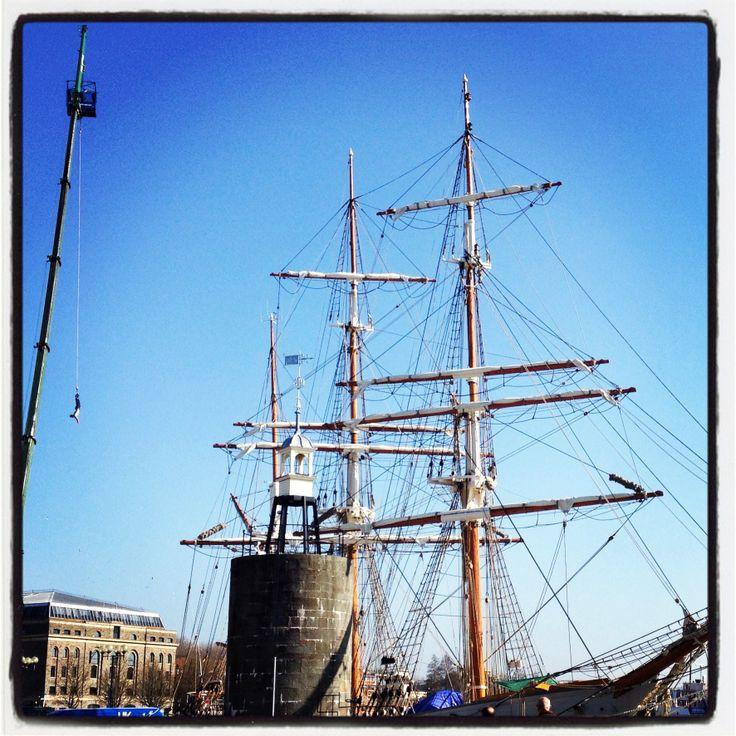 Bristol - Boat - Bungee