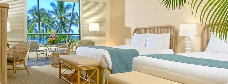 Accommodations in Hawaii | Hapuna Beach Prince Hotel – Room Rates | Hawaii Accommodations