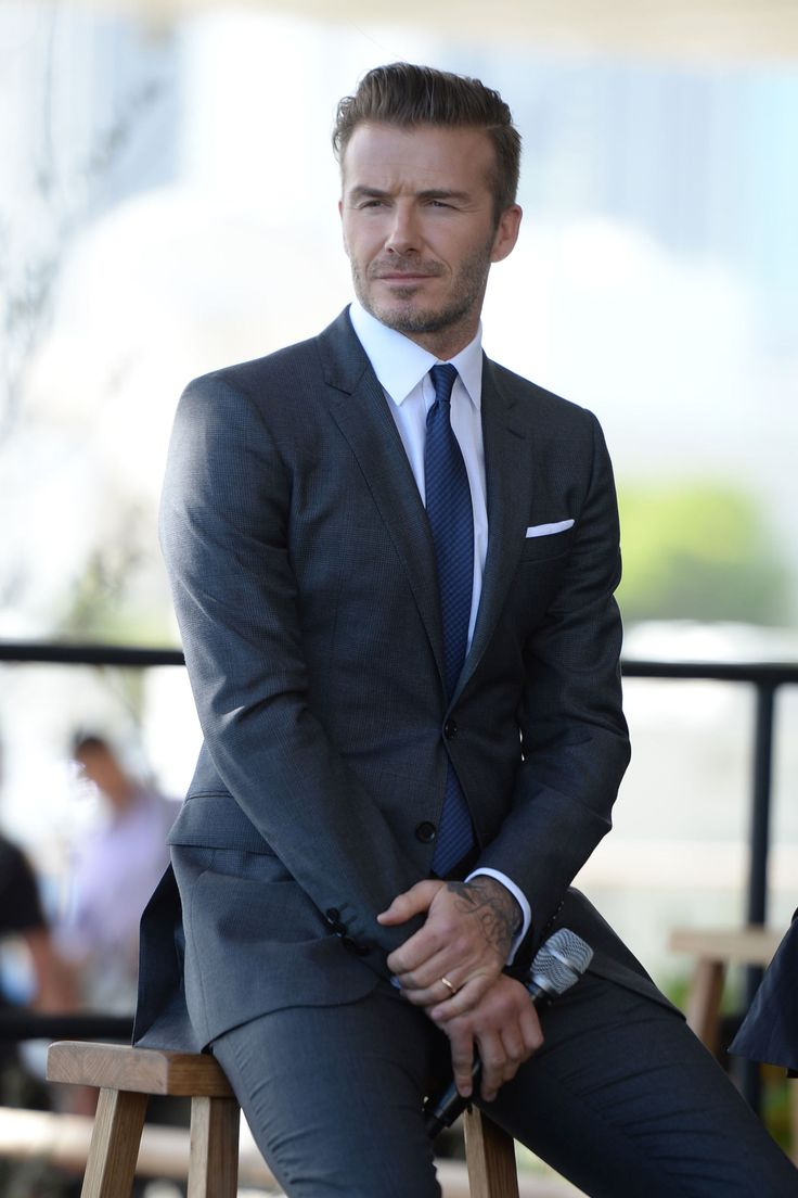 David Beckham Just Broke an Instagram Record  - ELLE.com