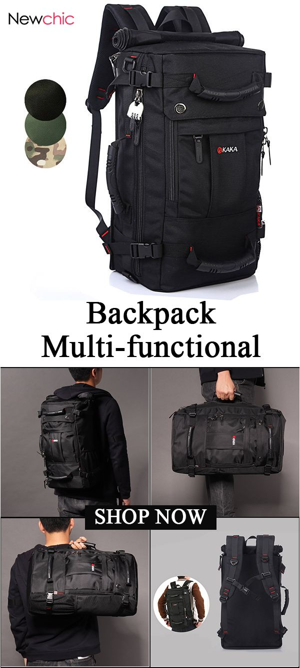 933cd81e4e7  50%off Oxford Backpack Casual Travel Single-shoulder Crossdody Bag Multi-