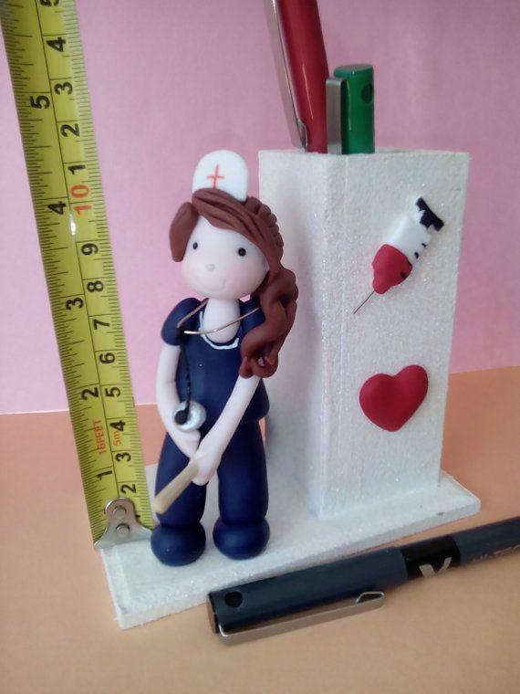 Valentina la Enfermera que vuela en tus por TiendadeNightingale
