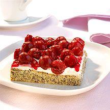 Kirsch-Mohn-Kuchen
