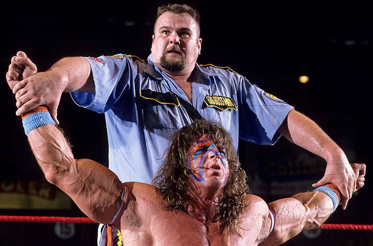 Big Boss Man vs. Ultimate Warrior | Classic WWF Wrestling ...