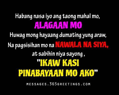 Masakit Tagalog Sad Love Quotes And Sayings: 25+ Best Tagalog Love Quotes On Pinterest