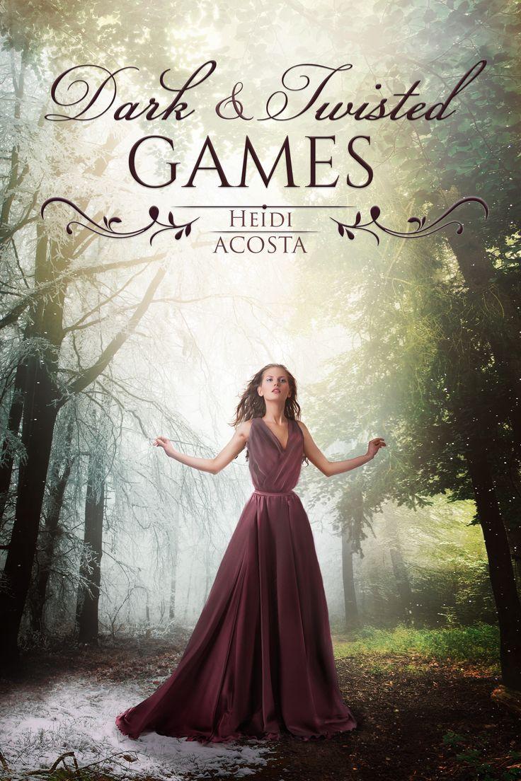 Kimgdesign  Dark & Twisted Games Heidi Acosta