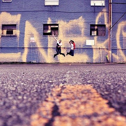 L'#energia del #movimento. Original #photo by Jon Madison.
