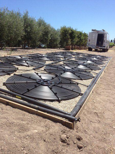 Gull Sun Coil Solar Pool Heating Collector San Jose