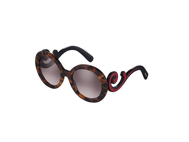 Óculos de sol Prada Minimal Baroque