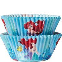 Wilton Little Mermaid Baking Cups 50ct