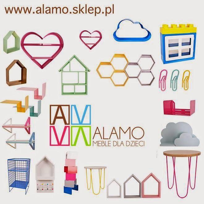 roomor!: Alamo - metalowe mebelki dla dzieci!