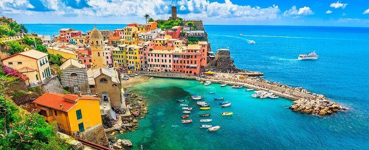 9 Pueblos con encanto en Italia