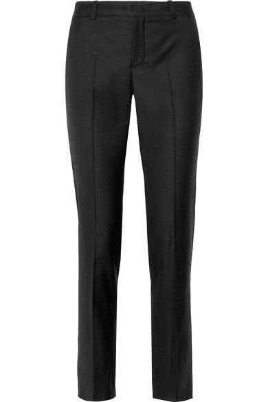 Joseph | Kong Super 100 wool-twill slim-leg pants | NET-A-PORTER.COM