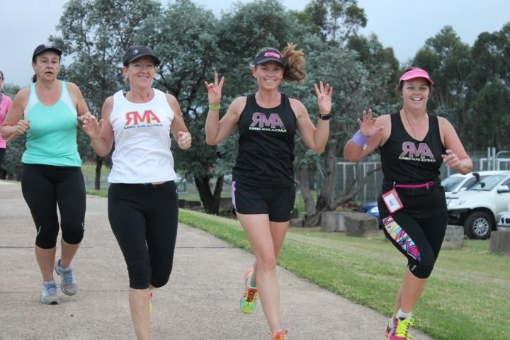 Campbelltown Parkrun!! 21st March. Finally got a sub 30:00 5km time, paced by Nicole Bunyon. Got 29:50. Hurray!!