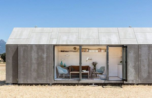 25 best ideas about casas prefabricadas de hormigon on - Casa prefabricada de hormigon ...