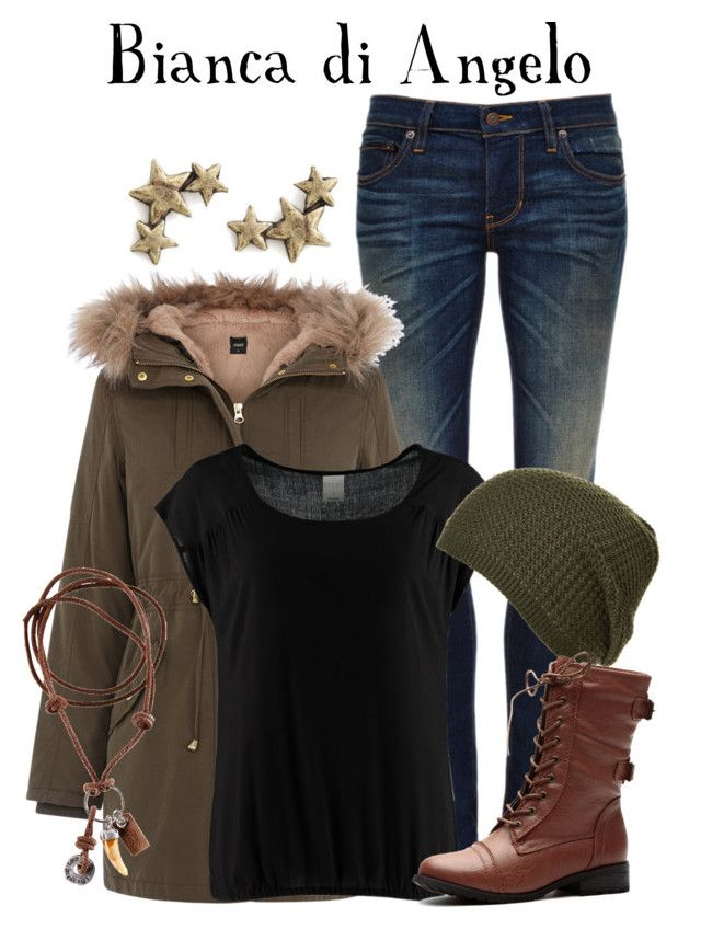 Bianca di Angelo // PJO/HoO by glitterbug152 on Polyvore featuring Vero Moda, Oasis, 6397, H&M, Avant Garde Paris, Anna Field, percyjackson, heroesofolympus, biancadiangelo and allegrabounds