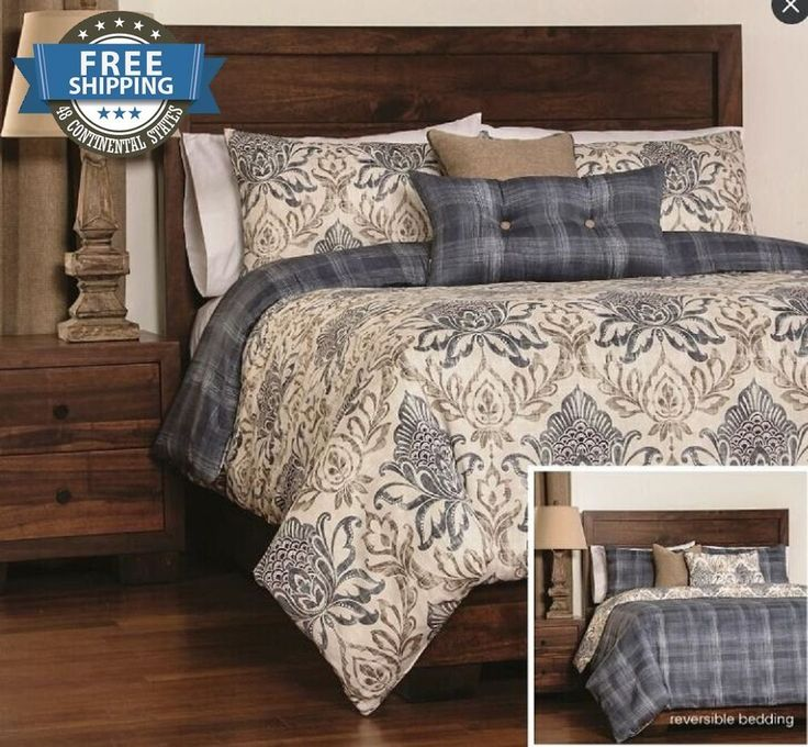 Bedding Set,Queen Size,Comforter Cover,Matching Sets Twin,3 Pc,Microfiber Genoa  #Bedecor