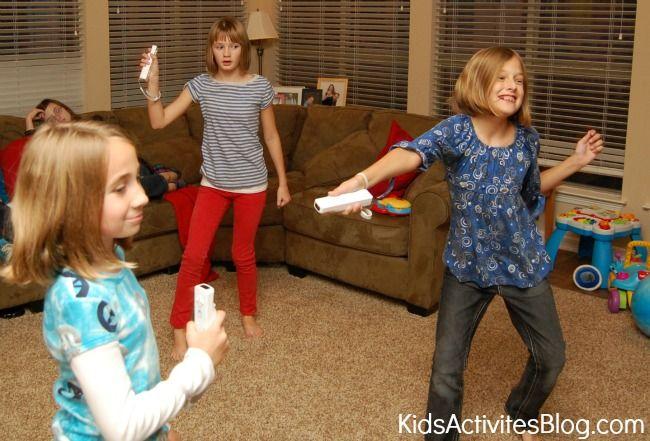 Wii Dance KAB
