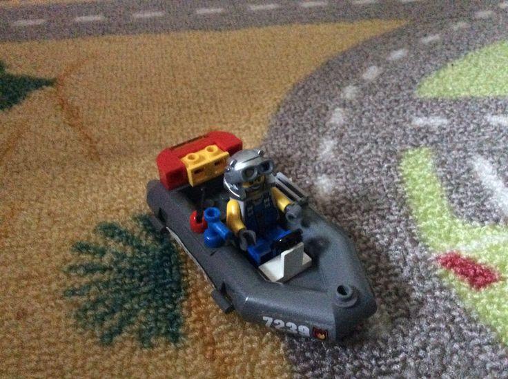 Lego bago nr. 3 Bill rock