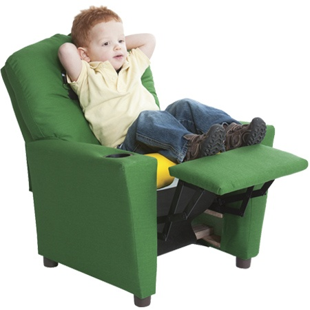 Additional Views John Deere Green Reclining Chair. 17 Best images about  STYLIN RECLINING CHAIRS on - Bedroom Recliner Chair > PierPointSprings.com