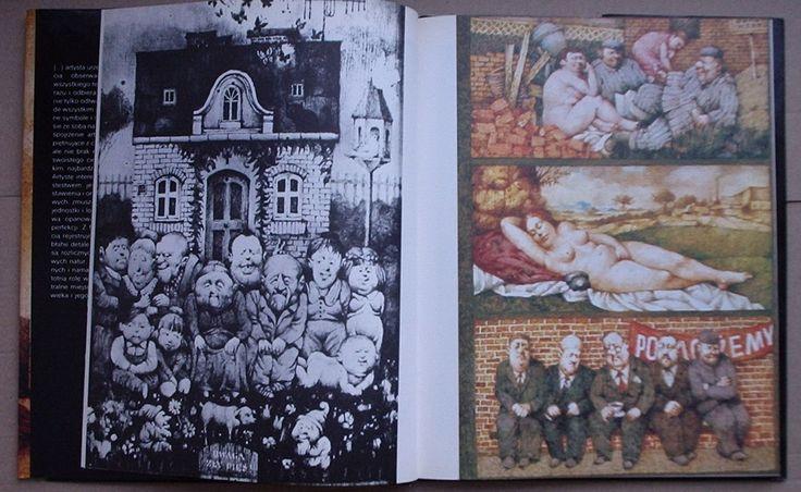 Duda-Gracz, Jerzy (1941-2004). Wydawnictwo Arkady 1985; ISBN 83-213-3288-9