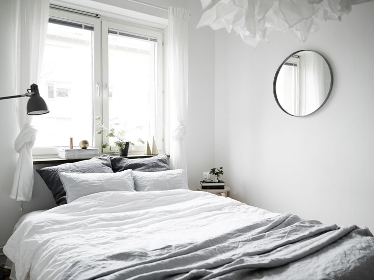 Dreamy and light bedroom