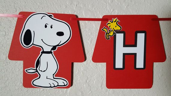 1000+ Ideas About Snoopy Birthday On Pinterest