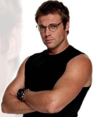 Michael Shanks from Stargate SG-1. He's Canadian!