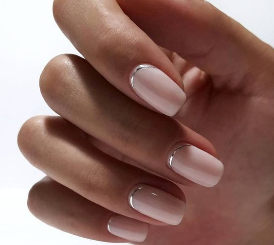 55 Creative Styles for Nude Nails You'll Love – DIATSY WORLD
