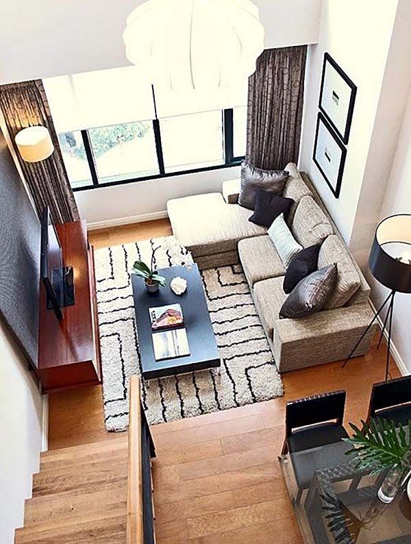 Best Condo Living Room Ideas Images On Pinterest Cozy Living