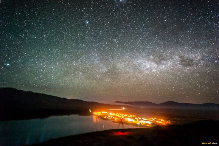 Aoraki Mackenzie International Dark Sky Reserve, New Zealand