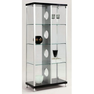 17 best images about modern curio cabinet on pinterest glass curio cabinets bellinis and - Elegant contemporary curio cabinets furniture ...