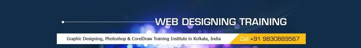 Web Designing Course, Training in Kolkata, India