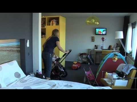 Een kijkje in Ronald McDonald Huis AMC Amsterdam...