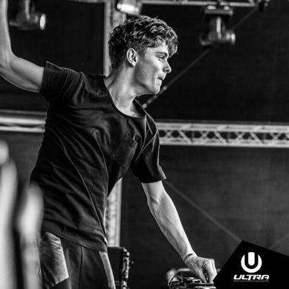Martin Garrix live @ Ultra Music.