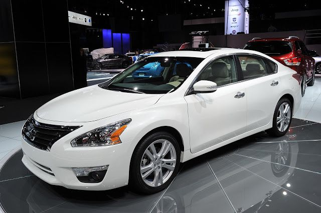 2017 Nissan Altima Redesign, and Changes
