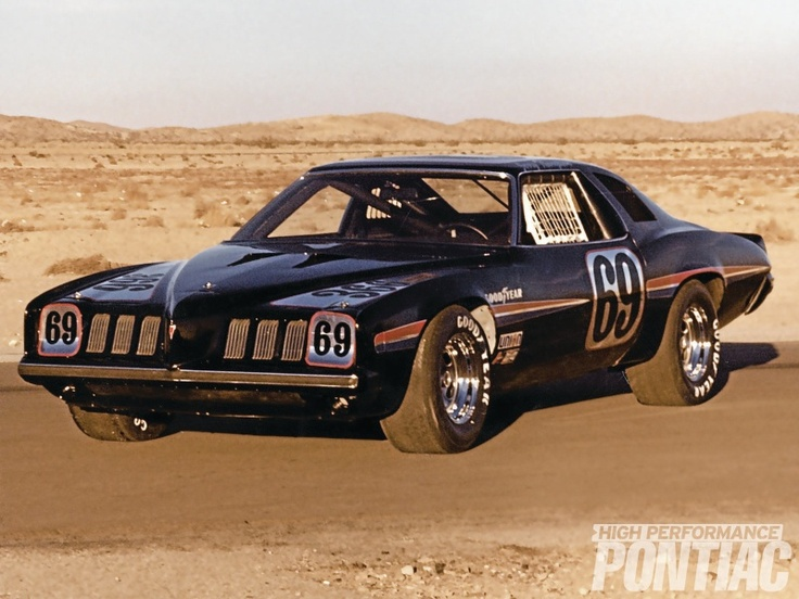 The Beast.  1973 Pontiac 366 CI Grand Am Stock Car Prototype.