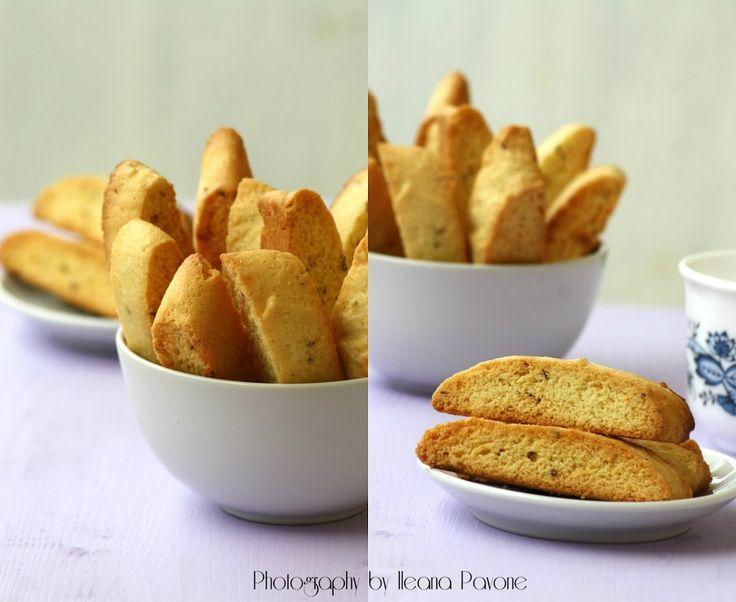 Biscotti tagliati all'anice.. i miei preferiti! - Ribes e Cannella