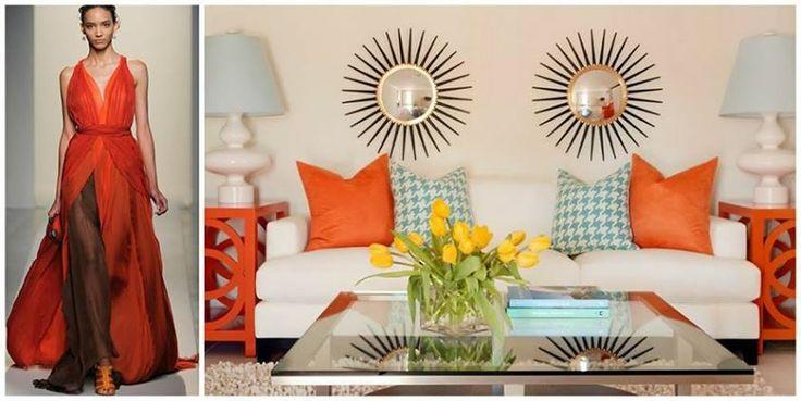 Коллекции от Galleria Arben / Галерея Арбен цвета сочной хурмы))) ищите в нашем шоуруме. www.boucle.com.ua