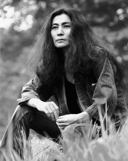yoko ono | ANNIVERSARIES: Yoko Ono Born 80 Years Ago | Dusty Wright's Culture ...