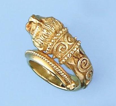 Zolotas golden ring