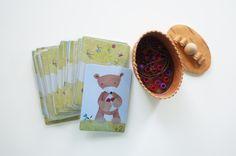 Мишки и Принцессы - любимые настольные игры - katarina_rosh