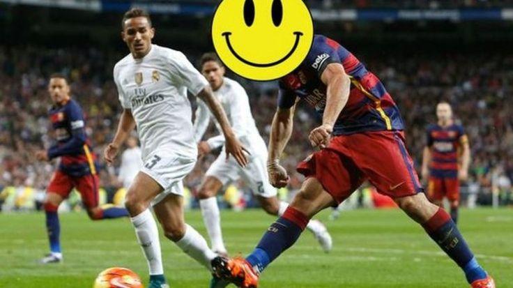 Vi copriamo i volti: riuscite a riconoscere i protagonisti della sfida tra Barcellona e Real Madrid?