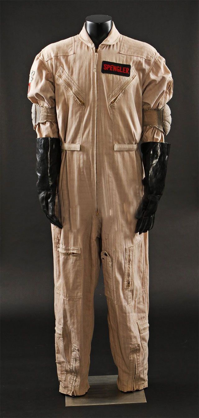Original Ghostbusters Jumpsuit $14,995.00