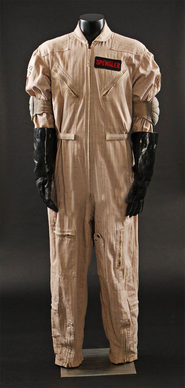 Original Ghostbusters Jumpsuit $14,995.00