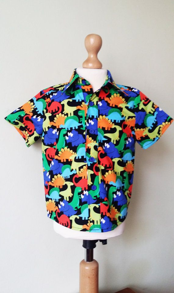 Check out this item in my Etsy shop https://www.etsy.com/uk/listing/273715094/dinosaur-shirt-boys-shirt-ready-to-post