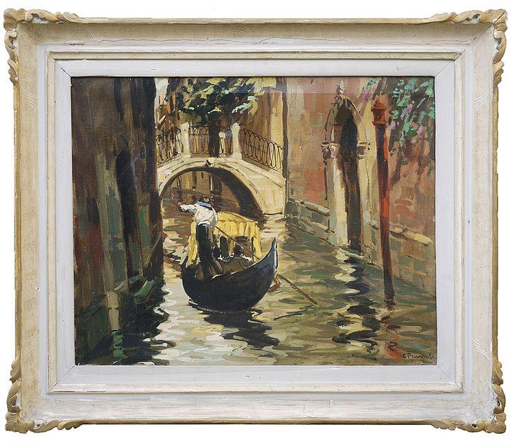 Gondola in Venice - гондолы в Венеции - Cosimo Privato venezia