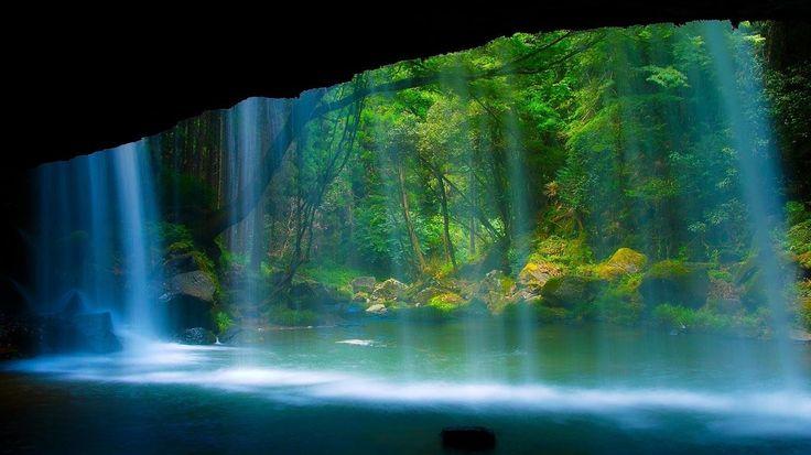 鍋ヶ滝 #九州 #熊本 #Nature