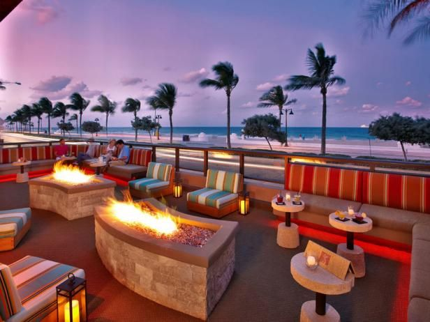 When it comes to South Florida dining, Fort Lauderdale and greater Broward County is like Miami's down-to-earth, beachy sister, serving stellarplates without the pretension. Elegant Italian, late-night Japanese and ocean breezeall help makeFort Lauderdale a dining destination of its own.