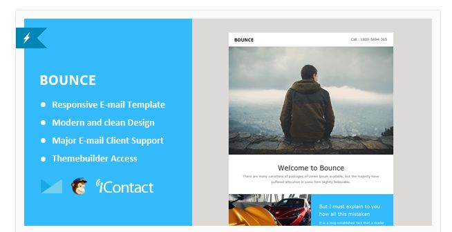 The Best Beautiful Mailchimp Email Templates Images On Pinterest - Beautiful mailchimp templates