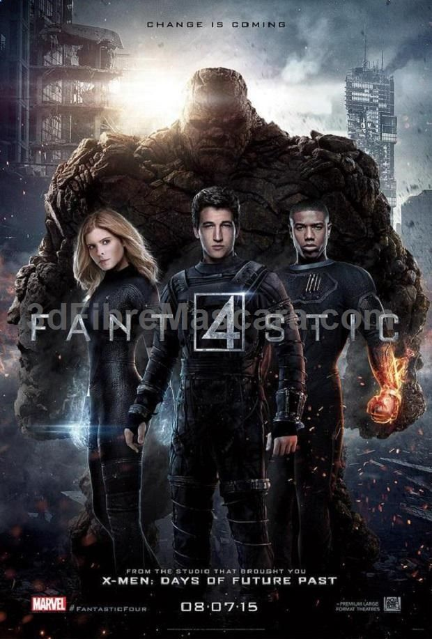 Fantastic Four (2015) by Josh Trank. As disappointing as Kanye Wests life. (Quote by my girlfriend after seeing this movie.) #dogwalking #dogs #animals #outside #pets #petgifts #ilovemydog #loveanimals #petshop #dogsitter #beast #puppies #puppy #walkthedog #dogbirthday #pettoys #dogtoy #doglead #dogphotos #animalcare